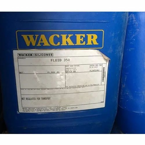 Silicon Oil 350, For Industrial And Commercial, Unit Pack Size: 15000 Kg
