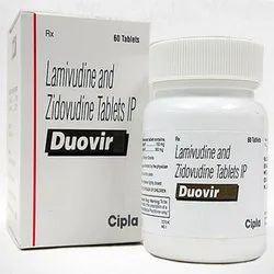 Lamivudine Zidovudine Tablets IP