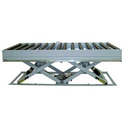 Lift Table Roller Conveyor