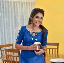Bollywood Polyester Kurtis