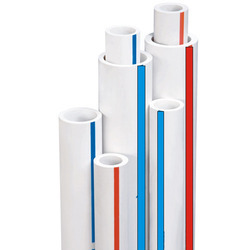Hardtube 3m UPVC Plumbing Pipes, for Utilities Water