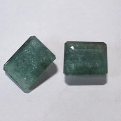 Zambian Natural Green Emerald loose Gemstone