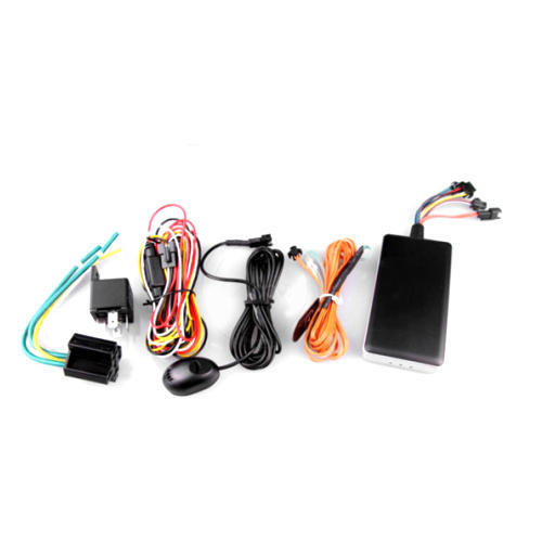 MOOTEK Black Real Time GPS Vehicle Tracking Systems With Google Map on