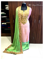 Zari Embroidered Suit