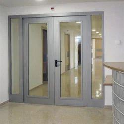 Aluminum Swing Door