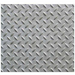 Duplex Stainless Steel Chequred Plates