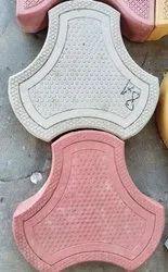 Matt Melano Shape Cemented Tiles