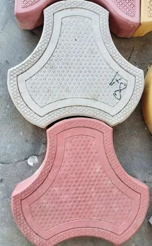 Matt Melano Shape Cemented Tiles