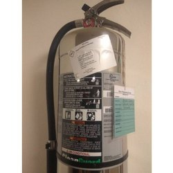 K Class SS Body Extinguisher