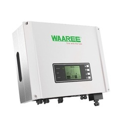 Waaree Three Phase Inverter W3-5K, Power: 5 kW