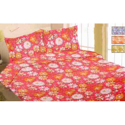 Cotton Double Bed Sheets Set