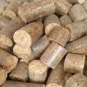 Saw Dust Biomass Fuel Briquettes For Cooking Fuel And Boiler