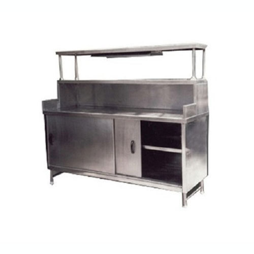 Used Commercial Kitchen Work Table at Rs 16500 /piece | Stainless ...