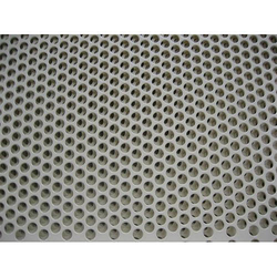 MS Perforated Sheets