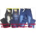Casual Wear Denim Kids Jeans