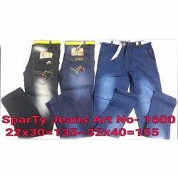 Casual Wear Denim Kids Jeans