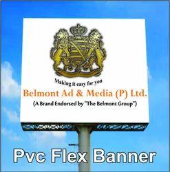 Printed PVC Flex Banner