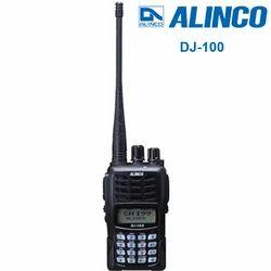 ALINCO DJ-A100 VHF WALKIE TALKIE