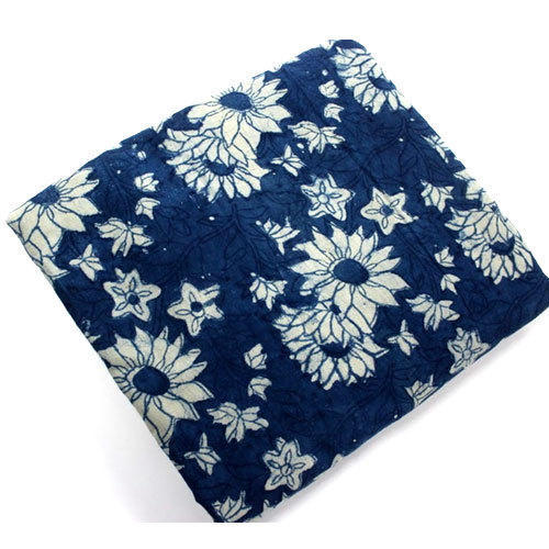 Flower Print Fabric, Use: Garments, Bags & Backpacks