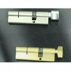 Door Cylinder Lock, Thickness: 2.1 - 2.5 mm