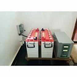 Solar El 200 Tubular Battery, 12 V, Capacity: 50-240 Ah