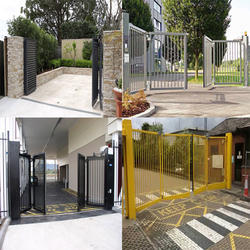 Automatic Gate Fabrication
