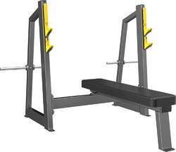 Non Weight Machine Olympic Flat Bench Cosco CE-3043