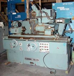 USED & OLD MACHINE - LIZZINI ITALY CYLINDRICAL 300mm DIA 800mm LENGTH AVAILABLE IN USA