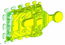 Casting Mold Flow Analysis, Industrial, Software Design