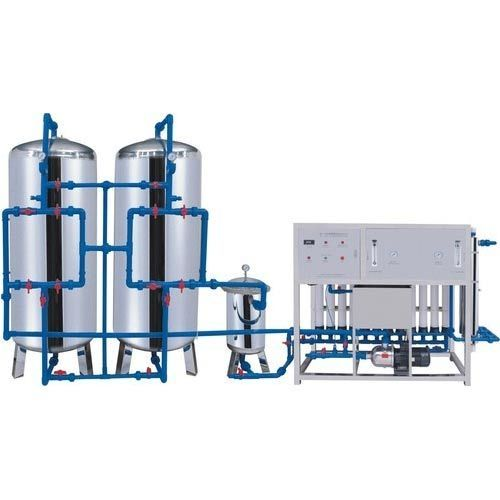 DM Water Softeners Erection Service