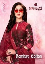 Shree Meenaxi Bombey Cotton Vol-2 Printed Cotton Dress Material Catalog Collection