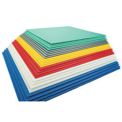 Corrugated PP Sheets