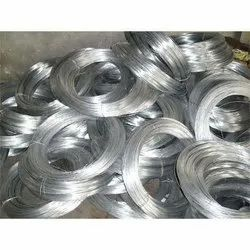 Silver Stainless Steel Wire for Industrial