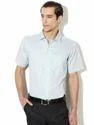 Men's Light Blue Formal Shirts