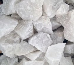 Granular Snow White Quartz