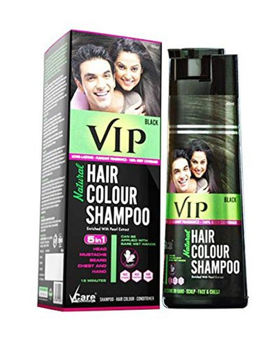 e98fcbea7 Ayurvedic Split-ends Vip Hair Colour Shampoo