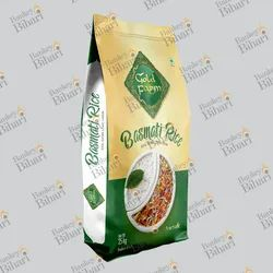 BOPP Laminated Woven Rice Bag