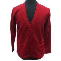 7ede7be103 Red And Also Available In Blue Purfli Ladies Wool Sweater