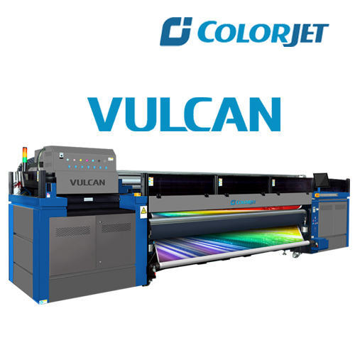 Colorjet Vulcan Roll-to-Roll UV LED Printer - VCY 3201