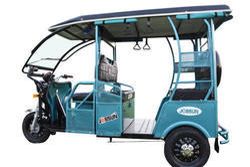 Electric Rickshaw Distributor