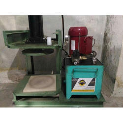 Single Die C Type Hydraulic Paper Plate Machine