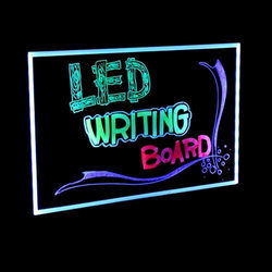 LED Writing Board - Light Emitting Diode Writing Board