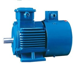 Three Phase Industrial Motor, Voltage: 220-240 V, Power: 10-100 KW