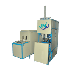 2 Litre Semi Automatic Blow Molding Machine
