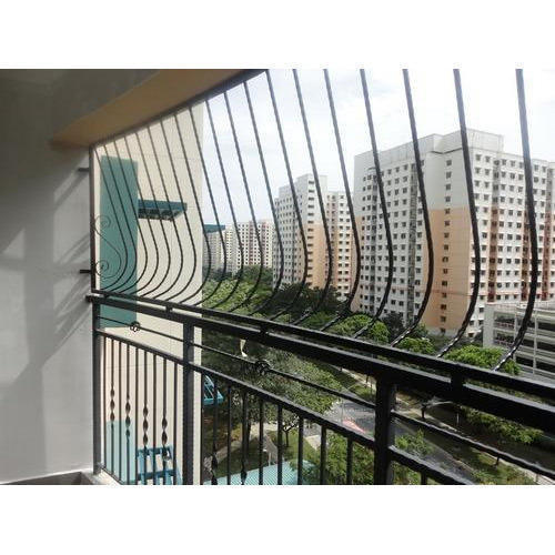 Balcony Safety Grill Gate Grilles Fences Amp Railings R