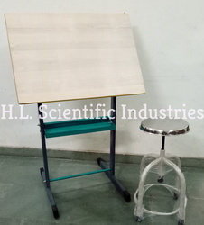 Physilab Drawing Board with Stand