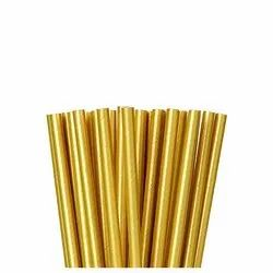 Cocktail Plain Paper Straw