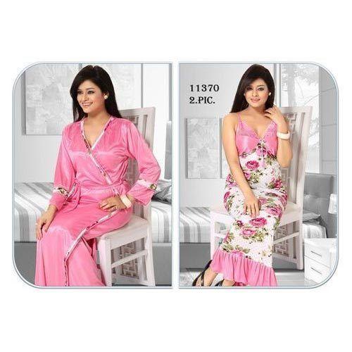 Designer Ladies Nightwear, Ladies Nightwear - Karan Fab, Ahmedabad ...