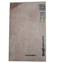 Brown Gurjan Waterproof Plywood, Size: 2 x 1 Feet