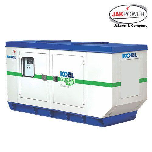 KOEL 40 KVA Air Cooled Silent Diesel Generator, Model Name